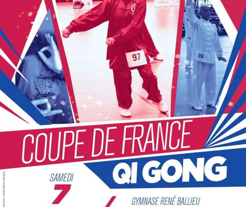 Coupe de France Qi gong à Lyon – 7 mars 2020