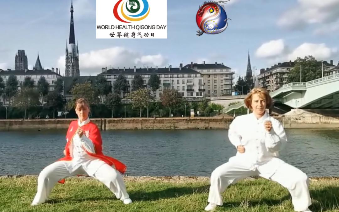4ème journée mondiale du Qi gong santé – contribution